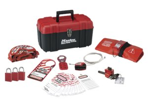 Personal Lockout Kit - Electrical (Aluminum Locks)