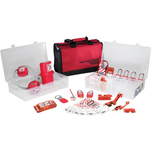 Group Lockout Kit - Electrical (Xenoy Locks) - Group Lockout Kit - Electrical (Xenoy Locks)