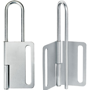 Heavy Duty Pry Proof Lockout Hasp