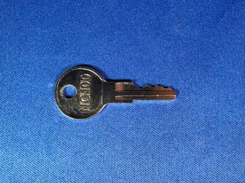 Lull Telehandler keys #10732926 - Lull #10732926 Older Telehandler Keys.  Price is per <b>pair</b>.