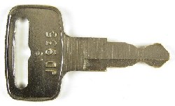 Deere keys #RE183935 - Deere #RE183935 Tractor Keys.  Price is per <b>pair</b>.