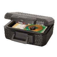 SentrySafe 1200 - Small Fire Only Privacy Lock Case