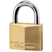 "140D - Master #140 1 9/16"" Wide Solid Body Padlock"