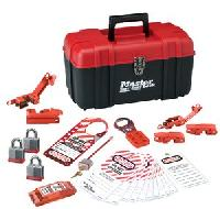 Personal Lockout Kit - Electrical (Laminated Steel Locks)