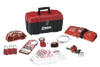 Personal Lockout Kit - Valve (Aluminum Locks)