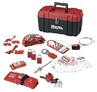 Personal Lockout Kit - Valve and Electrical (Aluminum Locks)