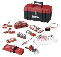 Personal Lockout Kit - Valve and Electrical (Laminated Steel Locks)