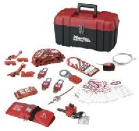 Personal Lockout Kit - Valve and Electrical (Xenoy Locks)