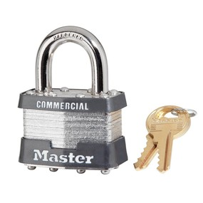 1KA Commercial Standard Security Padlock