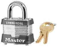 3KA Commercial Standard Security Padlock