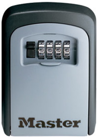 5401D - Master Lock Combination Locked Key Storage