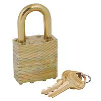 5340-00-158-3805 - Master Lock Laminated Steel Padlock; Keyed Different