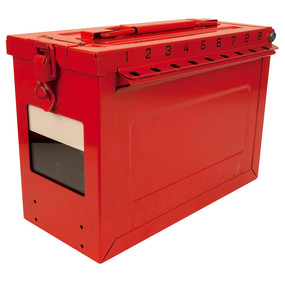 Large Portable Group Lock Box
