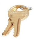 Master Lock Padlock Keys - Regular