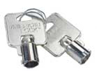 Master Lock and American Lock Padlock Keys - Specialty